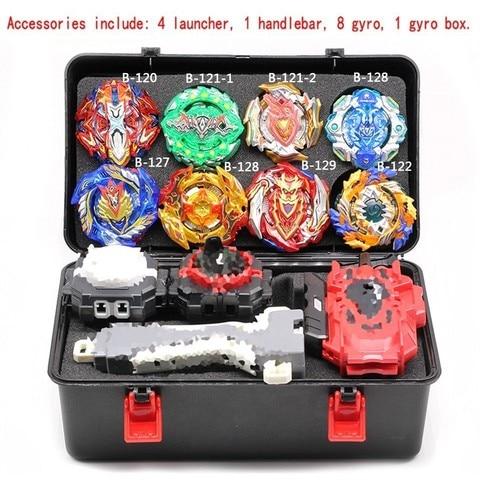 caixa de ferramentas conjunto de brinquedos de arena beyblade estourar venda lamina bey lamina b