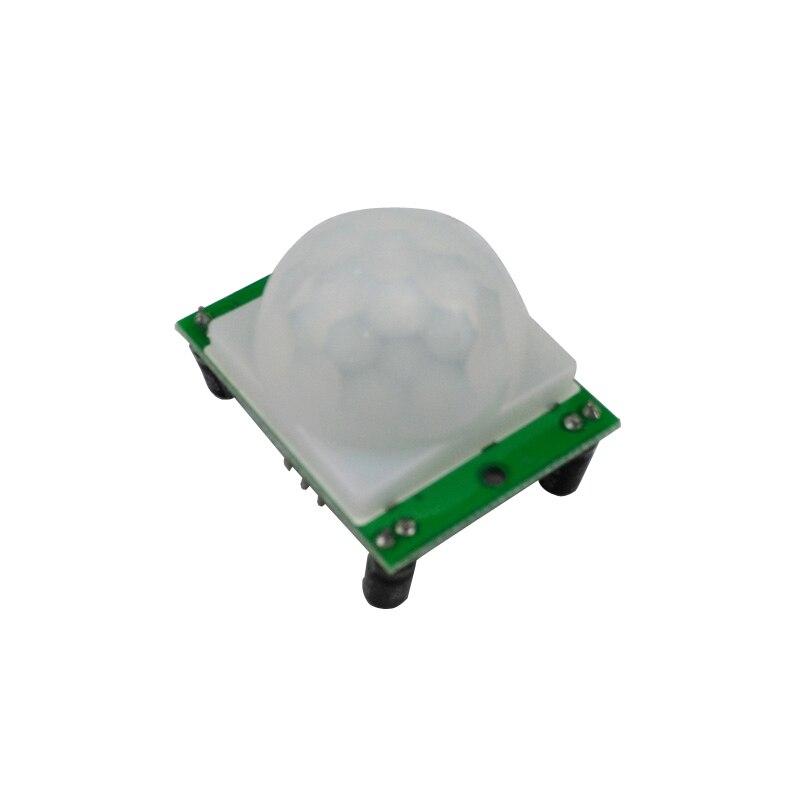 New HC SR501 Automatic Infrared Sensor Module Pyroelectric Body PIR Infared Sensor Switch Module for Arduino