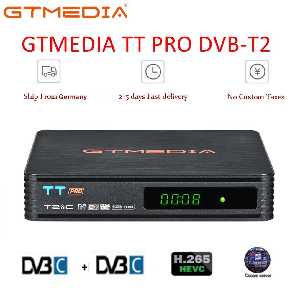 TT PRO DVB-T2/T приемник TT PRO TV Box HD цифровой ТВ тюнер DVB T2/C H.264 спутниковый ТВ приемник DVB-T ТВ приставка декодер тюнер