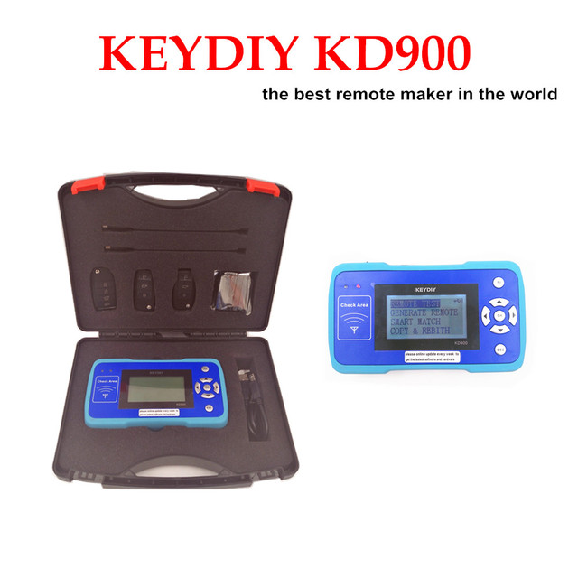 KD900 Remote Maker the Best Tool for Remote Control World Update Online Unlimited Token
