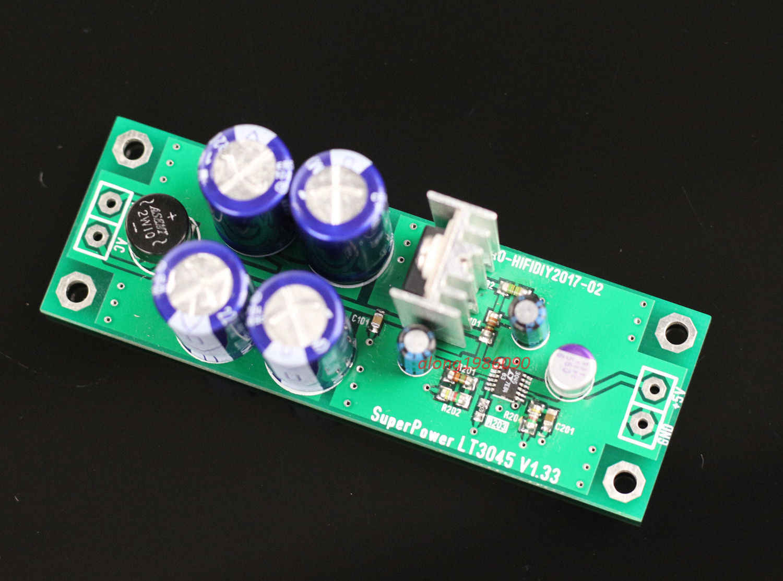 LT3045 3.3V 5V 500MA Linear Regulator Power Board Low Noise