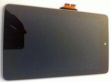 For Asus Google Nexus 7 ME370 2012 3G Version Black Touch Screen Panel Digitizer Sensor + LCD Display Panel Assembly + Frame