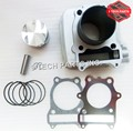 Fast delivery GN250 GN 250 improve performance BIG BORE Cylinder Kit 78mm Bore kit Upgrade to 300 cc GN300