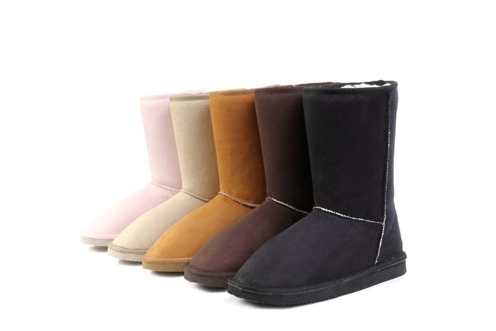 Free shipping China Brand Cute Furry women Boots Faux Fur