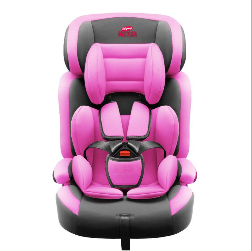 Baby car seat 9 months to 12 years Old For children Auto safety to protect the chair children seat safety