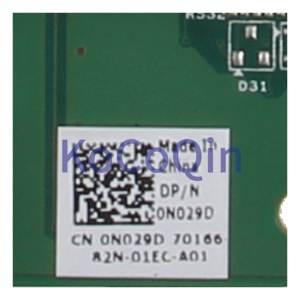 Image 4 - KoCoQin اللوحة المحمول لديل XPS M1530 اللوحة CN 0N029D 0N029D 07212 1 965 G86 731 A2