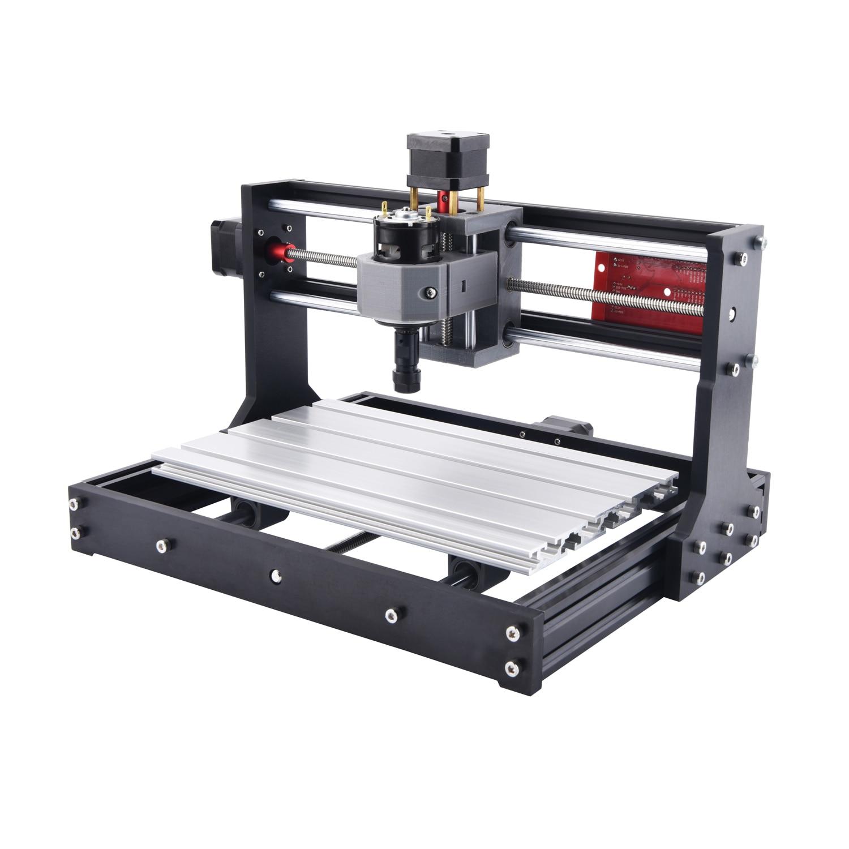 """CNC 3018 Pro, """"CNC"""" graviravimo staklės, """"PCB"""" frezavimo - Medienos apdirbimo įranga - Nuotrauka 2"""