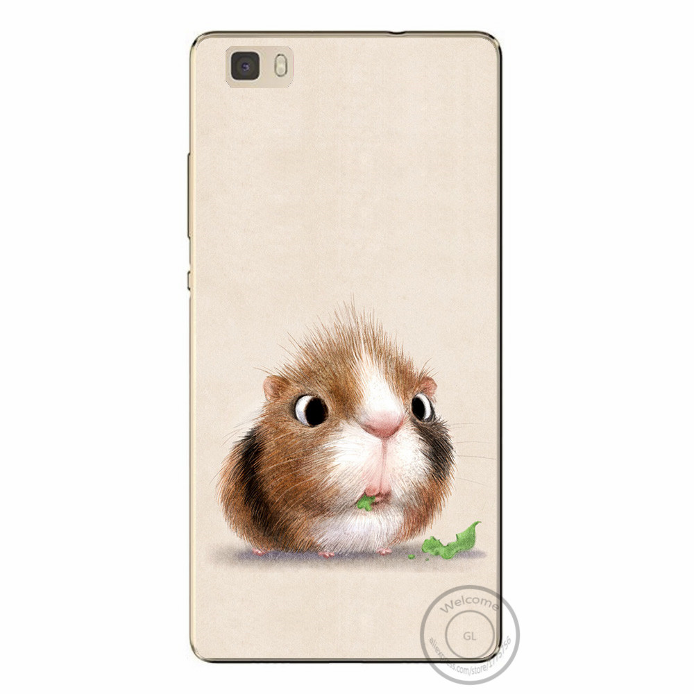 coque huawei p8 lite 2017 hamster