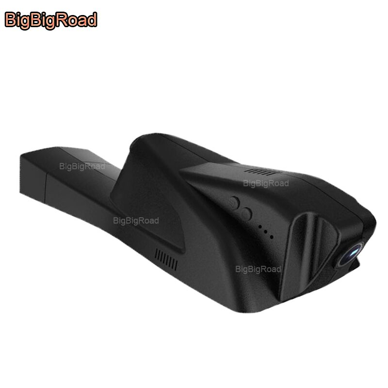 BigBigRoad Car DVR Wifi Video Recorder Dash Cam Camera Car Black Box Wide Angle FHD 1080P For ds6 ds 6 citroen 2014 2016 2017