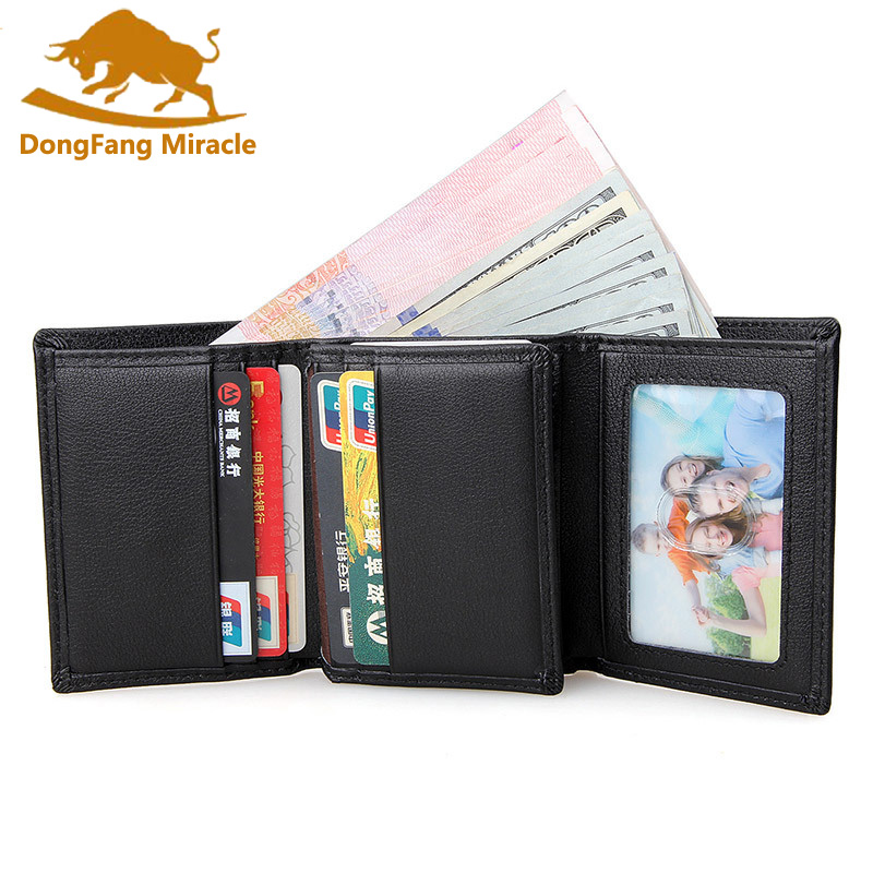 100% Top Quality Genuine Leather Men Wallets Casual Splice Dollar Purse Carteira Masculina Mens Purse Wallet RFID wallet sale carteira feminina genuine leather bag brand wallet men kangaroo design genuine leather wallets mens carteira masculina