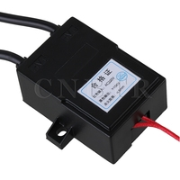 15KV High Voltage Generator AC220V Electronic Controlled Fuel Injection Black