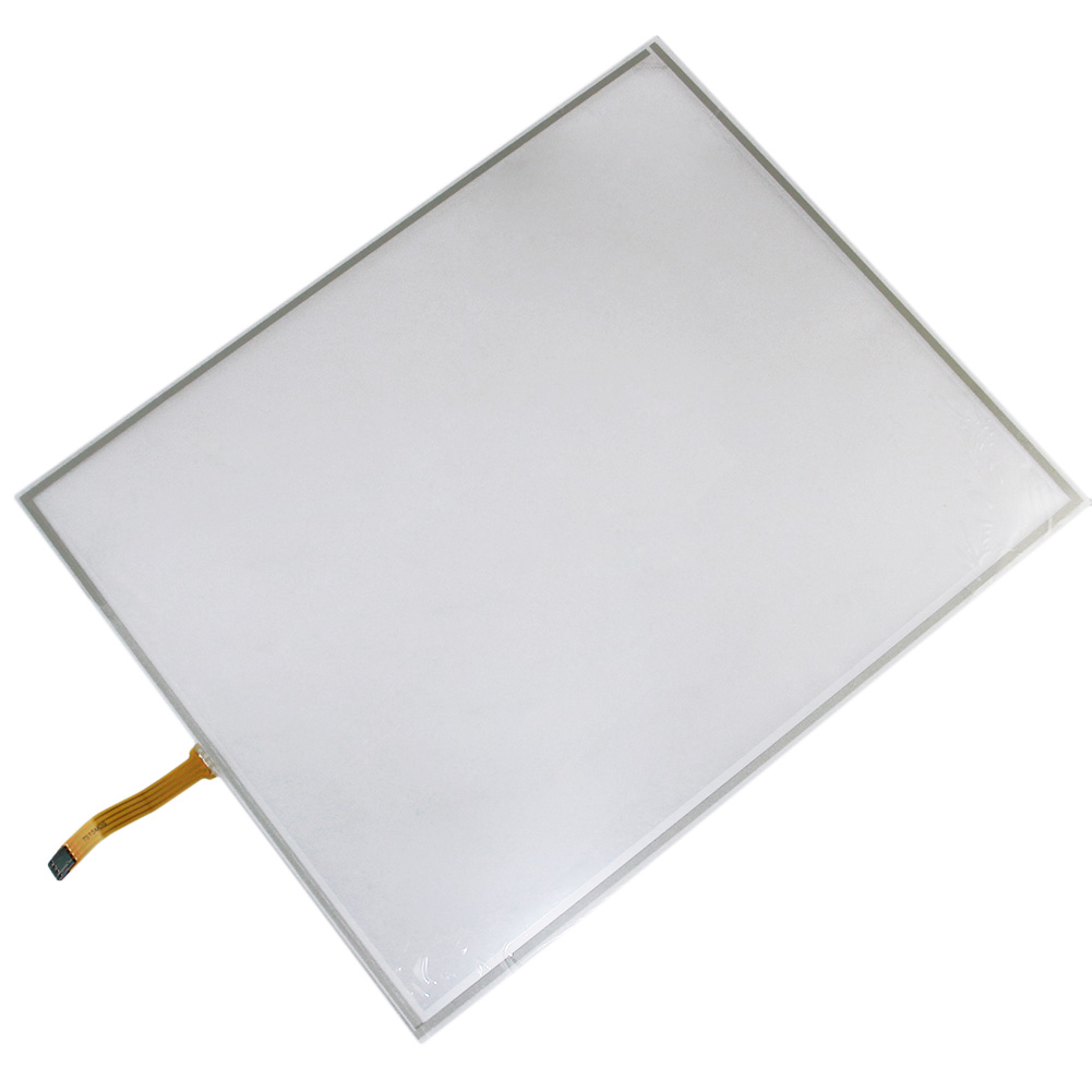 ФОТО 19'' Inch 323mmx396mm 5 Wire Resistive Touch Screen Panel with USB Controller Kit