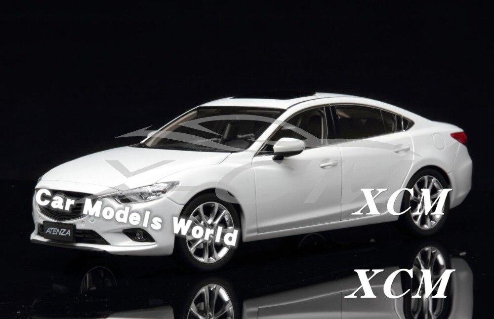 Oyuncaklar ve Hobi Ürünleri'ten Pres Döküm ve Oyuncak Araçlar'de Pres döküm model araç için Atenza 2014 1:18 (Beyaz) + KÜÇÜK HEDIYE!!!!!!!'da  Grup 1