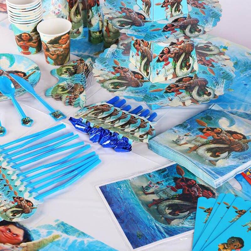 AVEBIEN Украшение стола аксессуары мультфильм Дети счастливы День рождения украшения душа ребенка день рождения обновления одного продукта