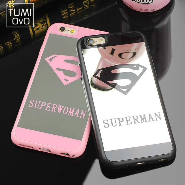 coque iphone 6 superwoman
