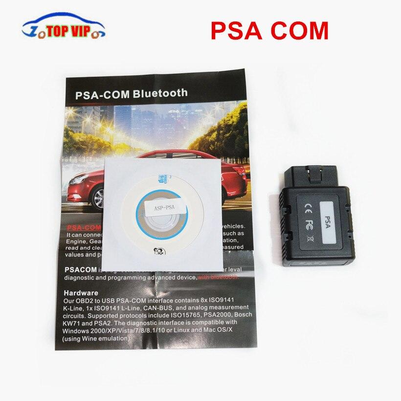 2018 Date PSACOM Remplacement de Lexia-3 PP2000 BT Pour PSA-COM PSA COM Programme De Diagnostic véhicules