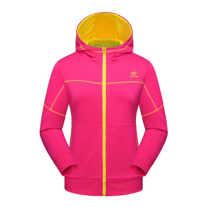 Athletic Jacket Women Running Hoodie Women Fitness Sweater Sport Running Fleece Sports Hoodies Jacket Sportswear Woman TS6833 umbro women sweater cardigan fitness hoodie womens sport sweater black red tracksuit ucb63290