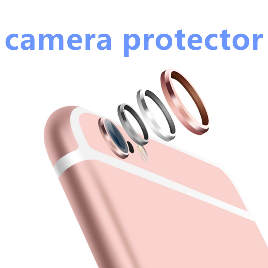 FFFAS Mobile phone camera protector Camera screen lens cover shell protect guard case film for apple iphone 6 6s plus UNBreak