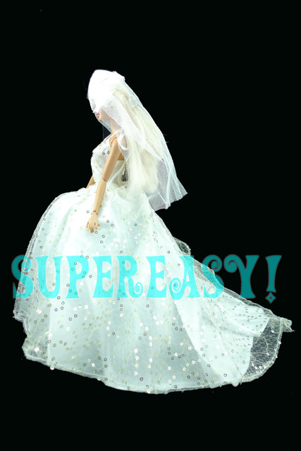 75d5ccc188b6 New Arrival Luxury Handmade Party Princess Doll s Beautiful Dress ...