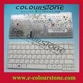 Новый Русский Клавиатура Ноутбука Для Samsung NF110 NP-NF110 Серии Белый Цвет клавиатуры ноутбука