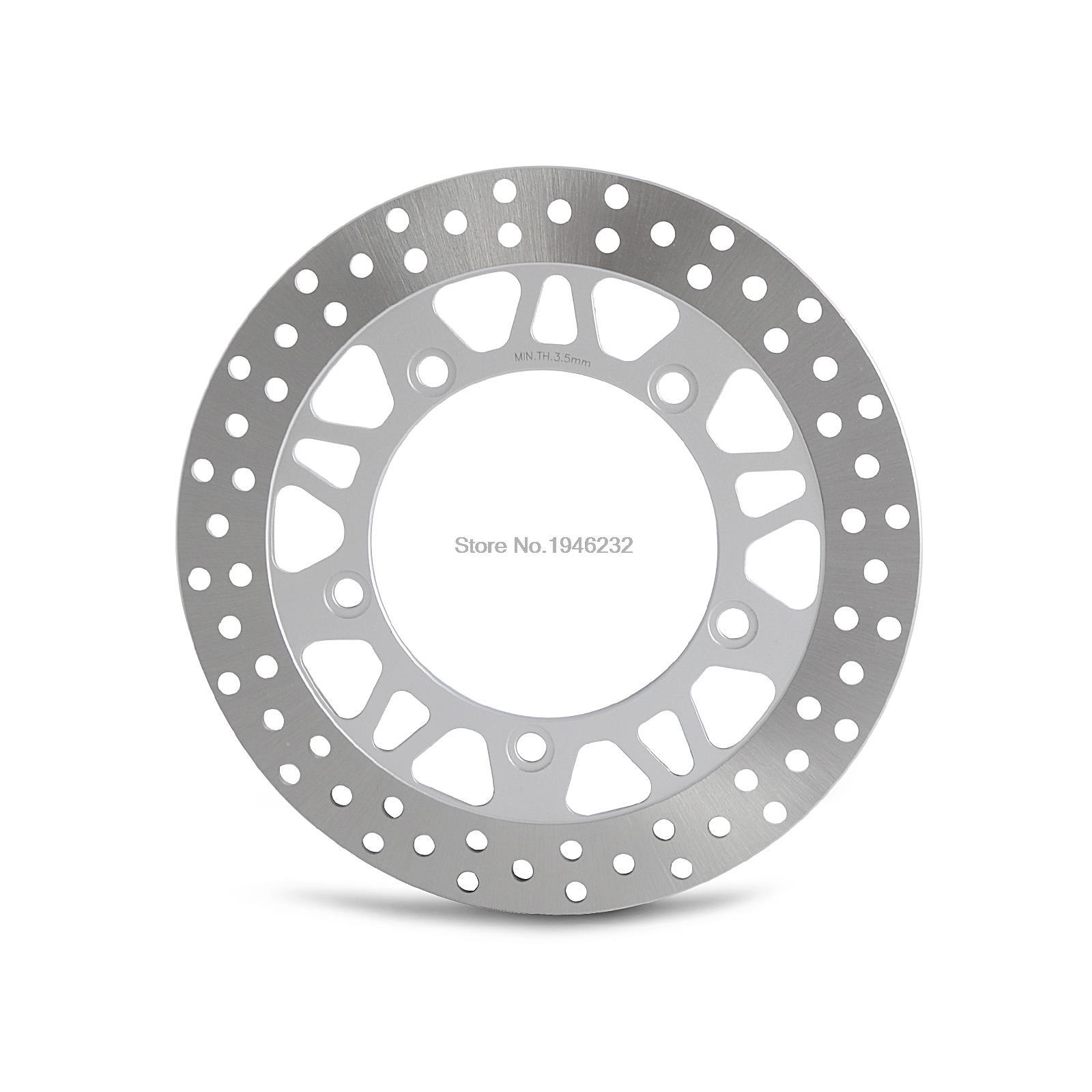 New Motorcycle Front  Rotor Brake Disc For Suzuki  AN 250  400 K7/ZK7/K8/ZK8/K9/L0/L1/L2/L3 Burgman/Non ABS/Skywave 07-13 rear brake disc rotor for yamaha fz1 non abs 06 09 fz6 naked non abs 04 07 fz6 ns naked 05 06 motorcycle