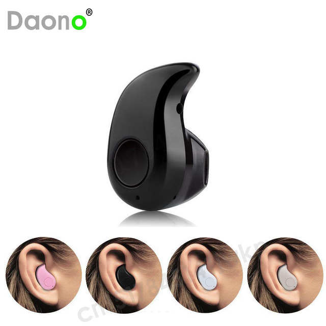 In-Ear Micro Mini Wireless V4.0 Bluetooth headphone