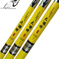 2018 Superhard High Quality Carbon Sea Fishing Rod Telescopic 28 Tonality Taiwan Fishing Rod For Big Carp Fish