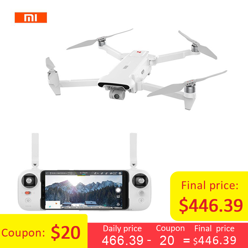 Xiaomi Gimbal Quadcopter GPS Rc Drone FPV 3-Axis Fimi X8 4k Camera Flight-Time 5KM SE
