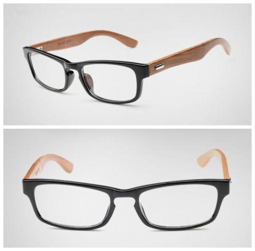 a4025e1a3c8 Wood Retro Vintage Eyeglass Frame Full Rim Glasses men women Spectacles Rx  able 34 502-in Eyewear Frames from Apparel Accessories on Aliexpress.com ...