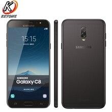 New Samsung GALAXY C8 C7100 LTE Mobile Phone