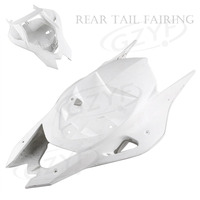 Motorcycle Tail Rear Fairing Cover Bodykits Bodywork for BMW S1000RR 2012 Injection Mold ABS Plastic Unpainted