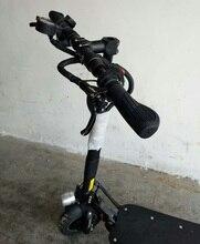 2017 UBGO Doble Unidad modelo FRESCO 2000 W potente motor scooter eléctrico 10 pulgadas E-scooter con freno de aceite