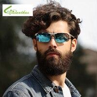 2017 Men S Polarized Sunglasses Aluminum Magnesium Frame Outdoor Driving Sun Glasses UV400 Polarised Goggle Style