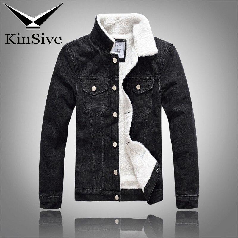 ffac50d7e6d M-5XL для мужчин куртка и пальто для будущих мам брендовая одежда джинсовая мода  Мужская