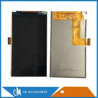 100% High Quality For Highscreen Alpha Rage LCD Display Replacement 1PC/Lot