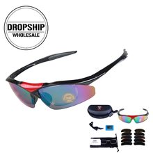 Esporte de Corrida de Ciclismo Óculos Polarizados Óculos óculos de Sol Da Bicicleta  MTB UV400 Bicicleta Ao Ar Livre Óculos De Pr.. 2d312977fd