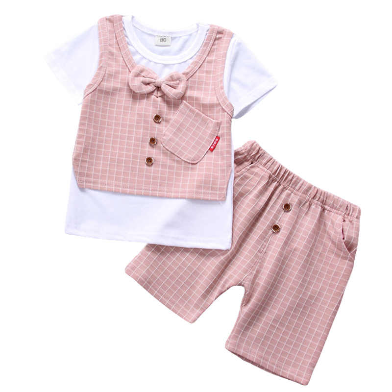 8d80b42f5d0ce Toddler Boys Clothing Sets 2019 Summer Boys Clothes Set Outfit Kids Clothes  Sport Suit For Boys Children Clothing 1 2 3 4 5 Year