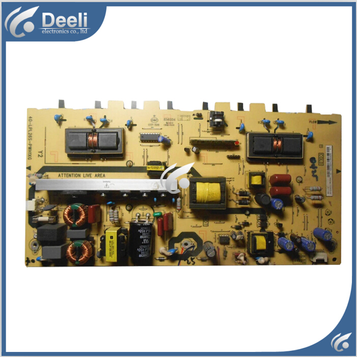 95% new good Working original for Power Supply board 40-LPL26S-PWH1XG 08-LS26C21-PW200AA good working original used for power supply board yp42lpbl eay60803402 eay60803202