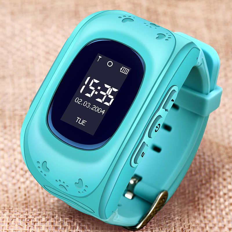 LIGE 2019 Новые детские часы SOS безопасности предотвращение потери детей gps Смарт-часы удаленный мониторинг Смарт-часы детские часы Relogio Infantil