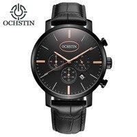 Top Brand Popular Luxury Fashion Sports Men Business Quartz Watch Casual Chronograph Watch Male Military Clock