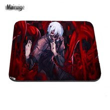 Ken Kaneki With Wings Tokyo Ghoul Mouse Pad Computer Gaming Mouse Pad Gamer Play Mats