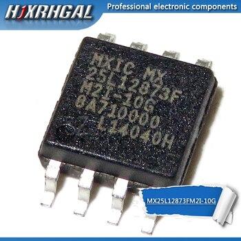 2pcs MX25L12873FM2I-10G MX25L12873FM2I MX25L12873F 25L12873F SOP-8 new and original HJXRHGAL - sale item Active Components