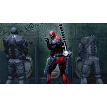 Full Square Drill 5D DIY Deadpool game look back diamond painting Cross Stitch 3D Embroidery Kits home decor H33