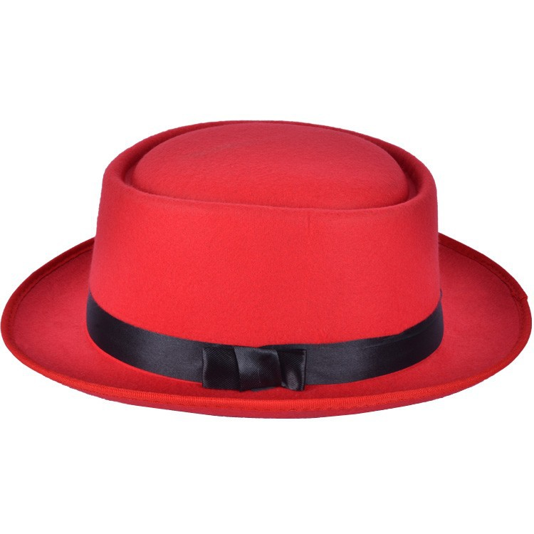 red fedoras cap (2)