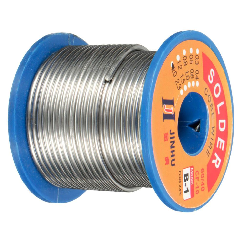 500g 2mm 2% Flux Rosin Core 60/40 Tin Lead Solder Soldering Welding Wire Reel