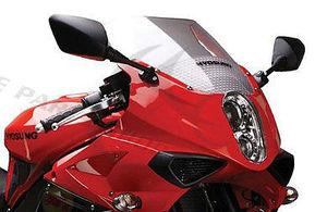Image 4 - Black Side Achteruitkijkspiegels Voor Honda CBR600F4 1999 2000 CBR600F4I 2001 2005 Motorfiets Accessoires