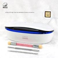 NOQ UV Disinfection Box SUNUV S1 Sterilizer Box Nail Brush Box For Nails nail art Tools Cleaning Device