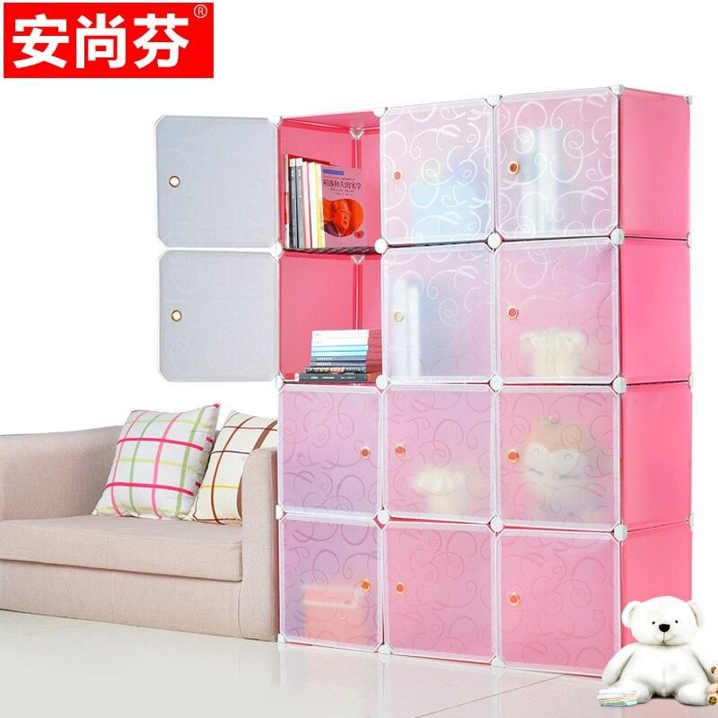 Ikea bookcase bookcase shelving free combination lockers assembled ...