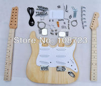 12 String ST Double neck Electric guitar Kits