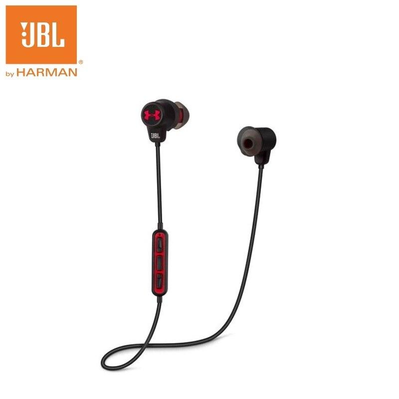 JBL UA Go Wireless Sports Bluetooth In-Ear Earphone with key control microphone xtreme earphones